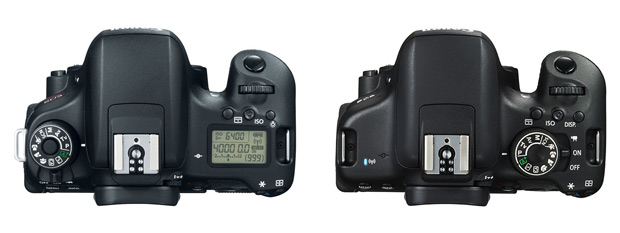Fotocamere_Marketing_differenze Canon 760D_750D