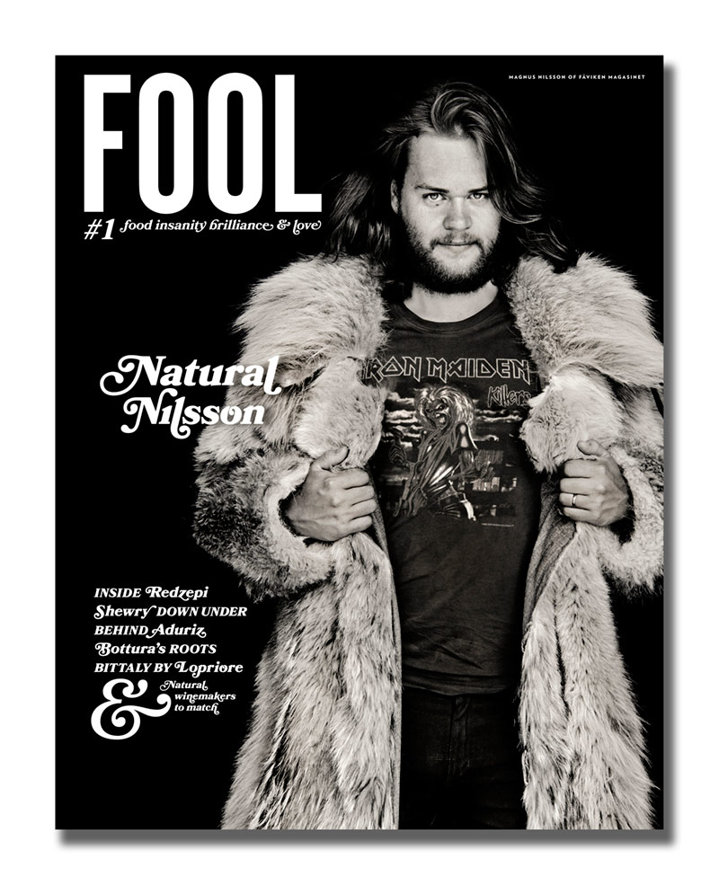 FOOL magazine | cover numero 1