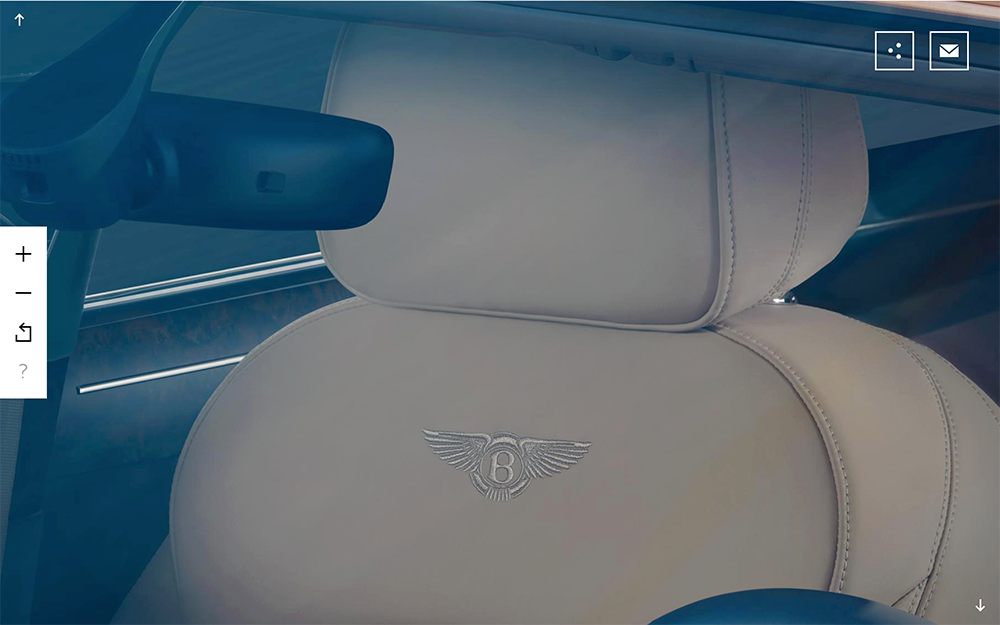 Bentley Gigapixel3