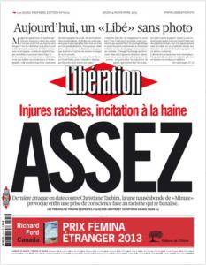 Liberation: il numero senza fotografie