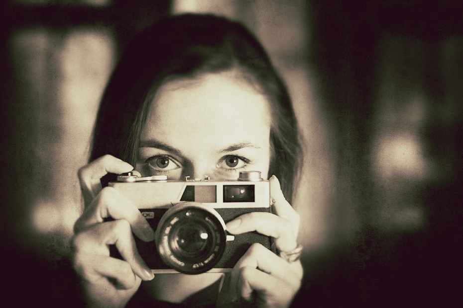 Vintage Photography design