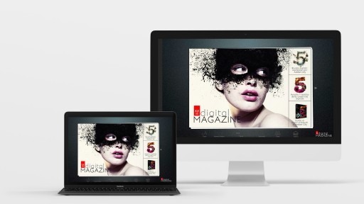 Adobe Digital Magazine - AIR