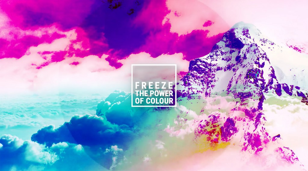 Fenix | Freeze the power of colour