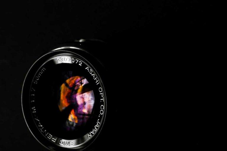 Reflex fotocamera con sistema operativo android