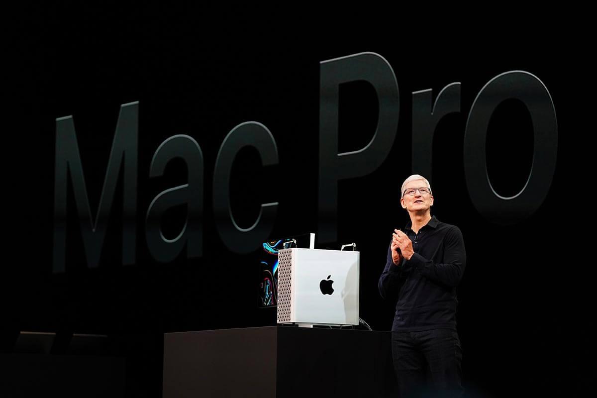 Apple MacPro non è per I fotografi professionisti